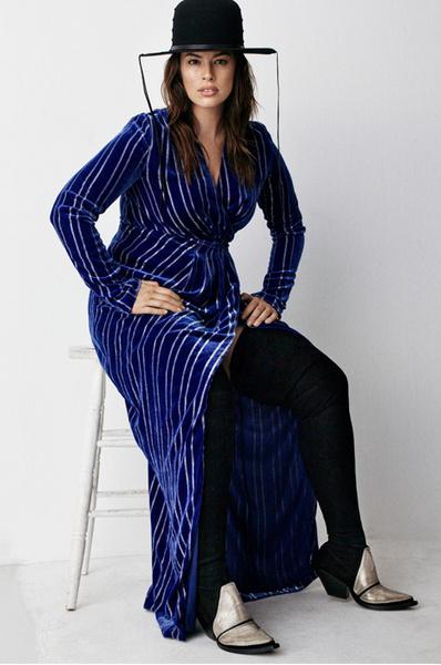 Эшли Грэм: плюс сайз модель, фото