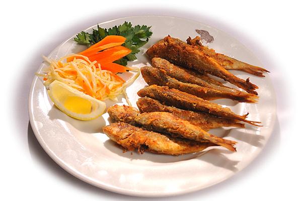 Барабулька в ресторанах Сочи, отдых в сочи, отпуск, рыба
