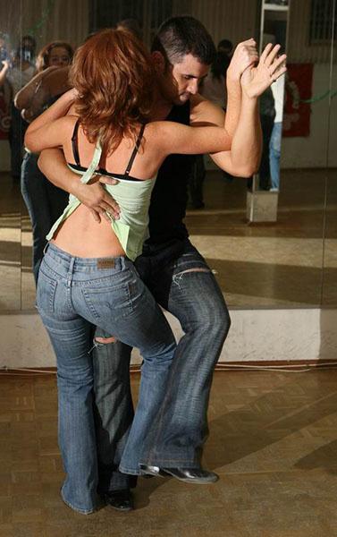 социальные танцы бачата