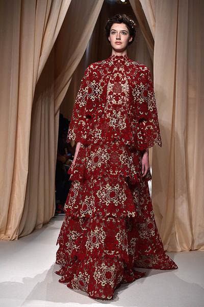 Показ Valentino Haute Couture | галерея [1] фото [4]