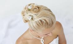 12 самых красивых и эффектных свадебных причесок