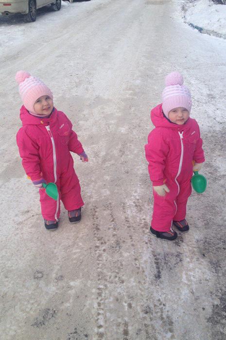 Алина и Полина Аксененко