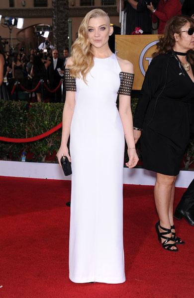 Натали Дормер (Natalie Dormer) на SAG Awards 2014