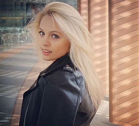 рейтинг «100 самых сексуальных женщин страны-2014», мужской журнал MAXIM, Янина Студилина