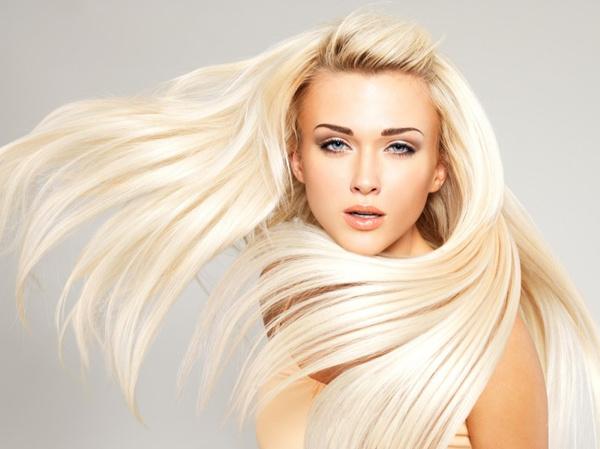 Красивая длина волос 2014
