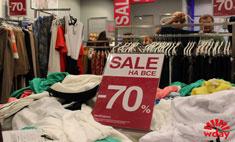 Ночь распродаж в Волгограде: девушки счастливы, мужчины раздражены
