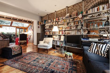 Топ-10: дизайнерские квартиры в Милане | галерея [10] фото [9]