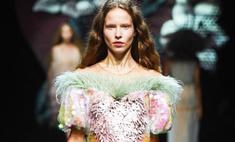Самые красивые платья весны: лучшее с показа Alena Akhmadullina