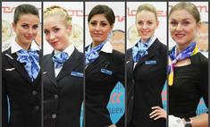 «Топ самых красивых стюардесс России – 2016»: пять красноярок в финале