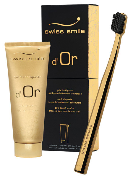 Swiss Smile, d`Or