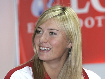 Мария Шарапова вернулась в топ-10