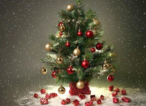 10 способов необычно украсить елку