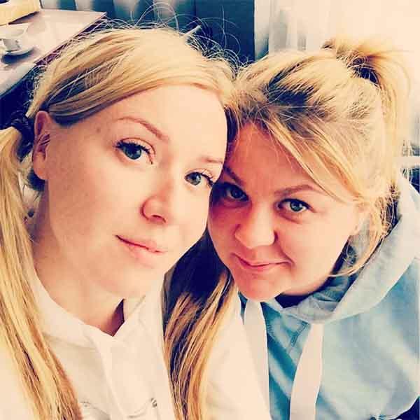 Мария Шекунова и Валентина Мазунина, фото