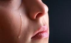 Причины слезотечения