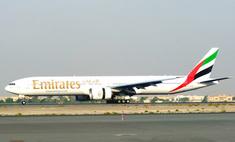 Пассажиры «Боинга» компании Emirates пострадали от турбулентности