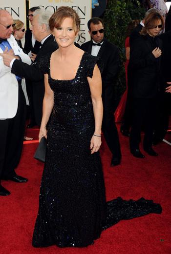 Лучшая женская роль второго плана – Мелисса Лео за фильм «Боец».