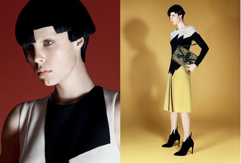 Бренд Bottega Veneta представил рекламную кампанию осень-зима 2014-2015