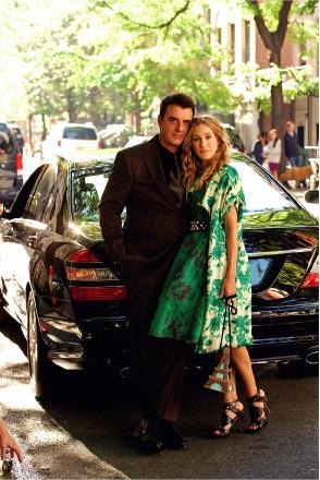 Главная интрига фильма: вместе или врозь Биг и Кэрри?