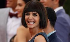 Кэти Холмс на Met Gala: стрижка или парик?
