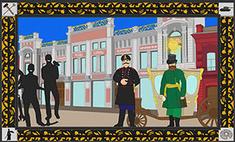 Москвич сделал позитивный мультик о Челябинске