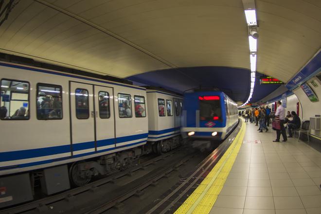 Красивое метро мира