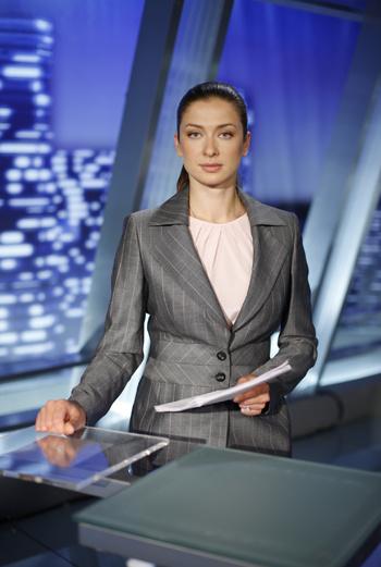 Через две недели после родов Ситтель уже вела «Специальный корреспондент».