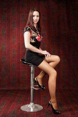 длинноногие красавицы Иркутска: Наталия Кушниренко
