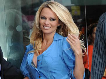 Памела Андерсон (Pamela Anderson) не платит налоги