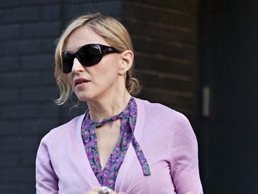 Новый фильм Мадонны (Madonna) выкупила The Weinstein Company