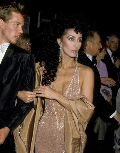Шер, 1984 год