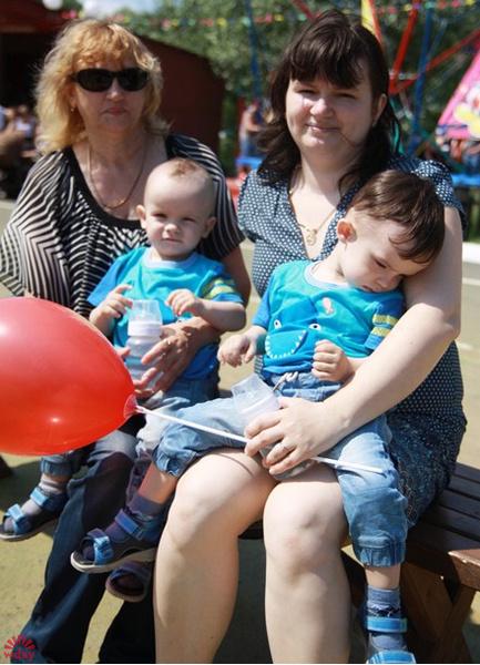 Близнецы и двойняшки Казань, Двойное счастье 2016
