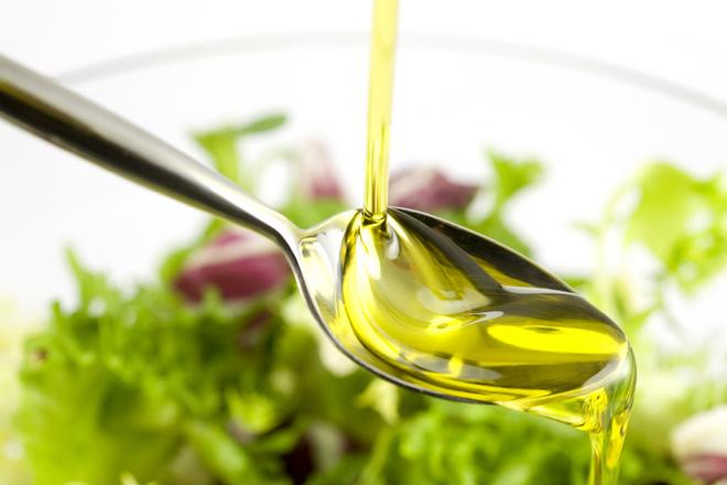 Растительные масла и жиры