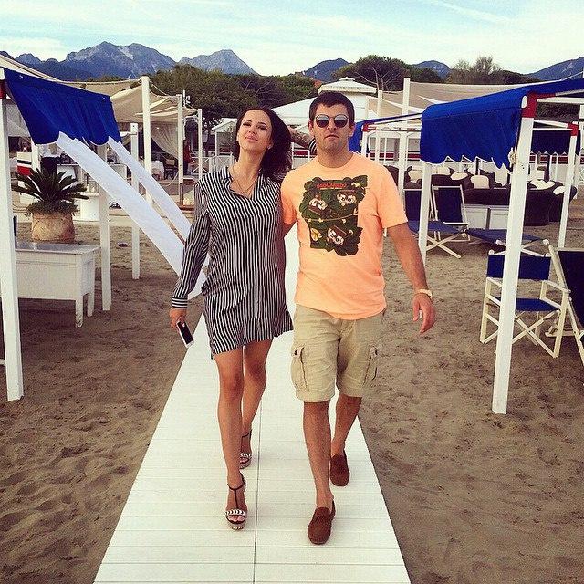 хоккеист Александр Радулов женится на гимнастке Дарье Дмитриевой