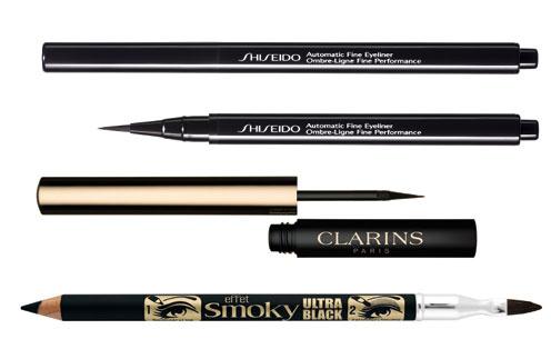 Shiseido, Clarins, Bourjois