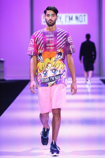 Молодые дизайнеры на Неделе моды в Москве | галерея [4] фото [2]