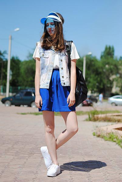 Уличная мода, стильные образы