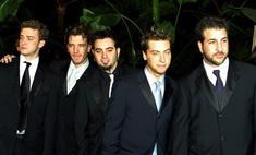 Постаревший бойз-бенд 'N Sync показал совместное фото