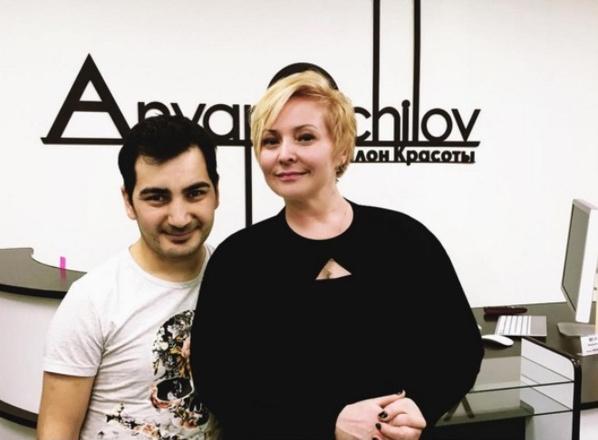 Светлана Пермякова сделала стрижку