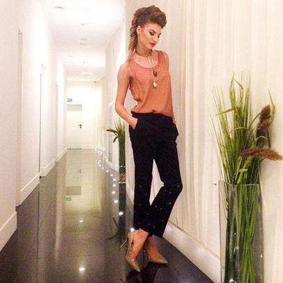 Модель Ксения Котова умная красивая стильная сексапильная самые красивые девушки фото