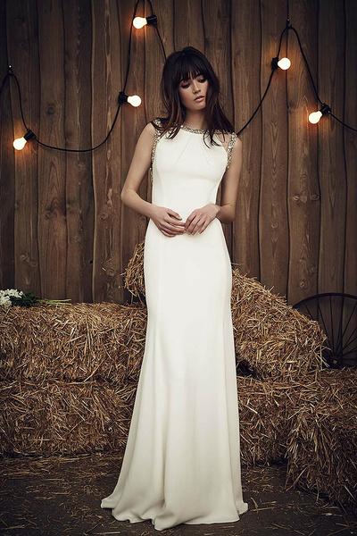 Лучшие коллекции Недели свадебной моды   галерея [6] фото [23]