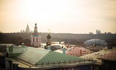 Смотреть с высоты: панорамы Москвы