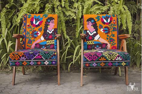 Винтажная мебель BirBor появилась в Москве | галерея [1] фото [1]