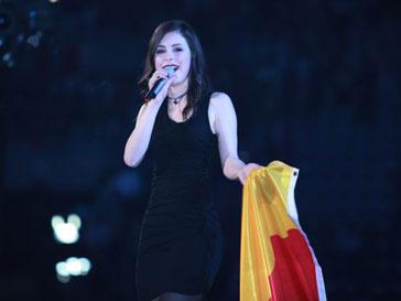 Победительница «Евровидения-2010»