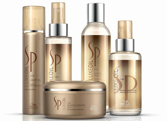 Восстанавливающие средства для волос Keratin Restore Luxe Oil Line от System Professional отзыв