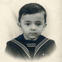 Михаил Боярский, фото в детстве