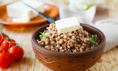 Рассыпчатая гречневая каша на молоке – традиционное русское блюдо