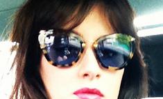 Модная защита: коллекция очков Тины Канделаки