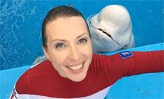 Яна Чурикова: «Я такая же шебутная, как дельфин»