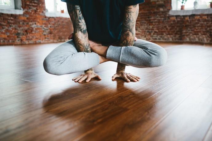 5 мужских заблуждений о йоге