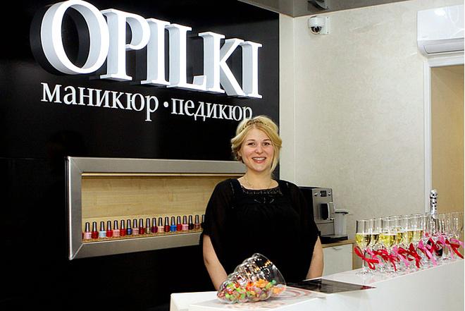Салон маникюра OPILKI Санкт-Петербург: цены время работы отзывы адрес